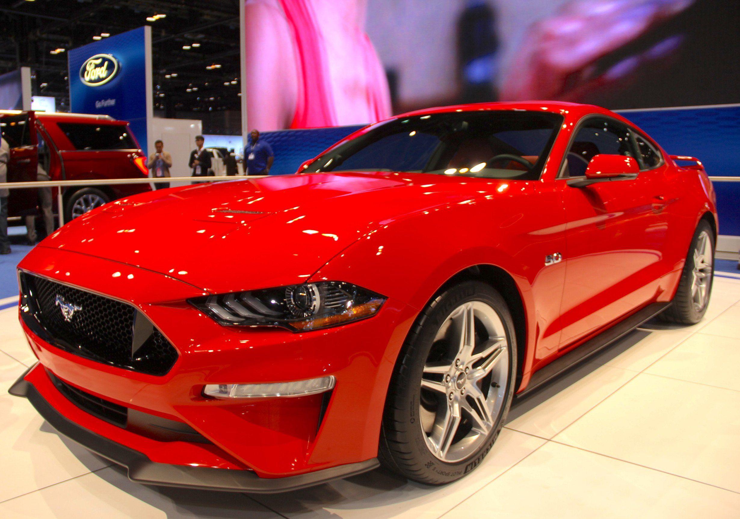 What 2018 Ford Mustang Looks Like - https://musclecarheaven.net/2018 ...