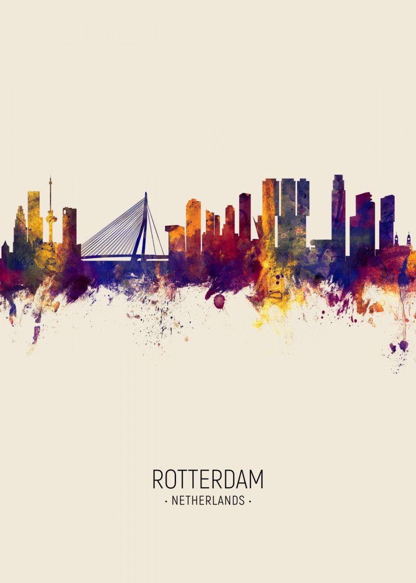 Netherlands code rotterdam zip International dialing