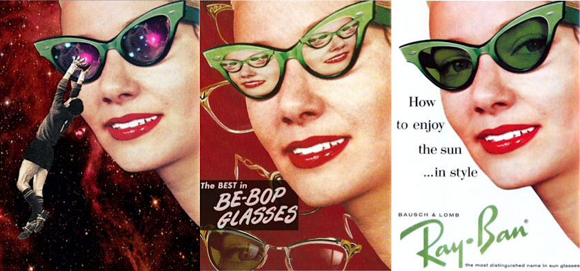 Ray Ban & the Plagiarism