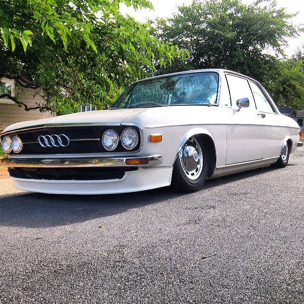 Old School Audi Who Can Name The Model
