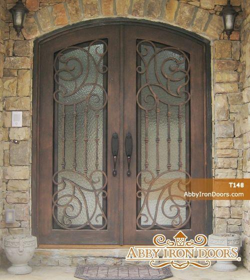 Abby Iron Doors & Abby Iron Doors | Renovation | Pinterest | Iron and Doors pezcame.com