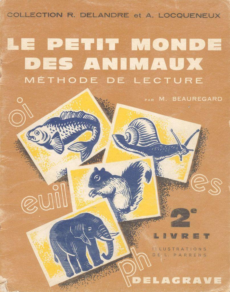 Le Petit Monde D Eglandine : petit, monde, eglandine, Animaux, (1961), Mthode, Lecture,, monde,