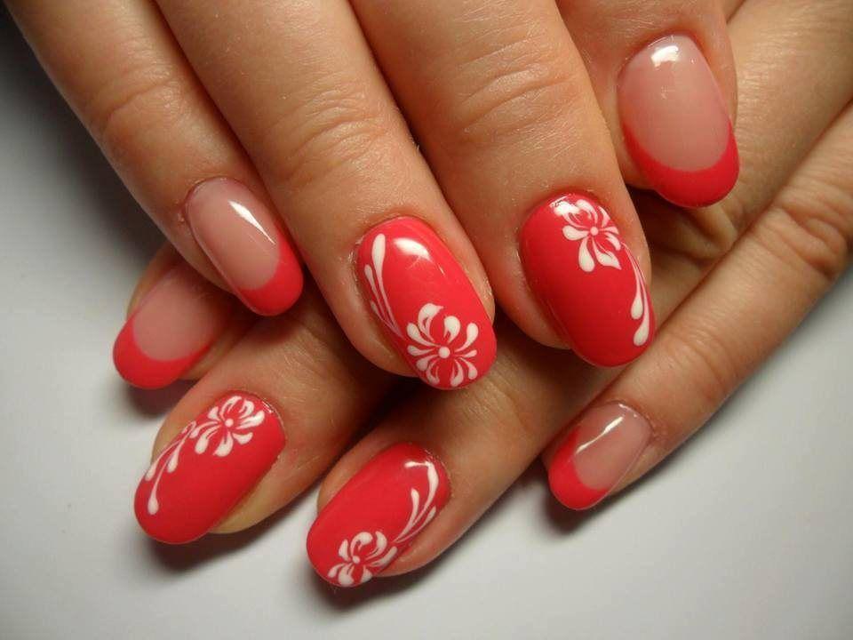 simple stylish nail art in 2017 | Pinterest | Easy nail art designs ...