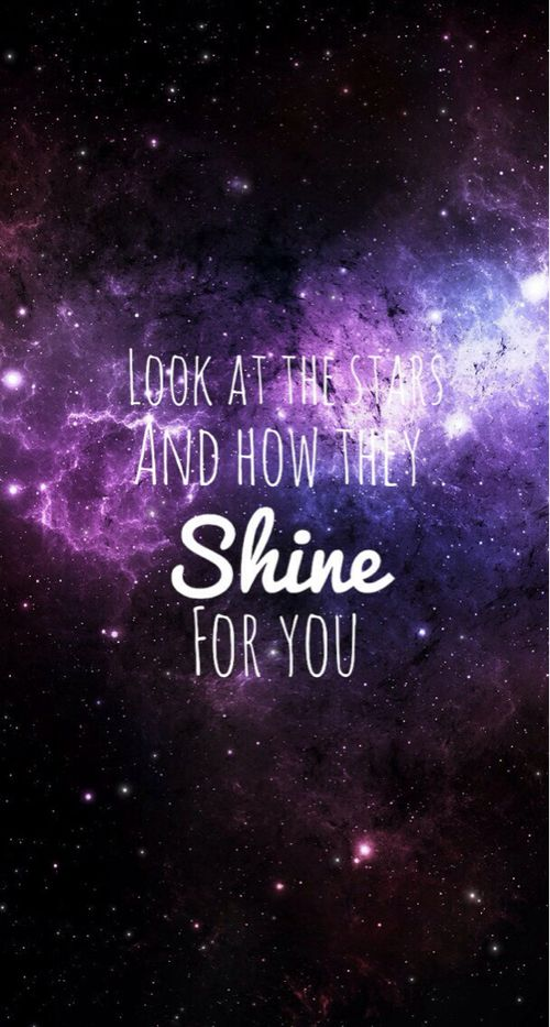 Look at the stars  #inspiring #brookerothman #lovelife #quoteoftheday #wordstoliveby