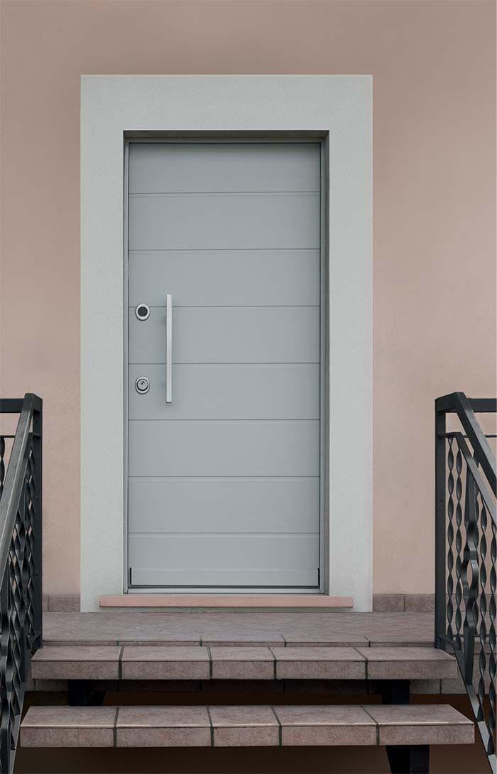 Casaloft porte blindate contemporanee finestre e portoni industrial home design home decor - Porte per ingresso casa ...