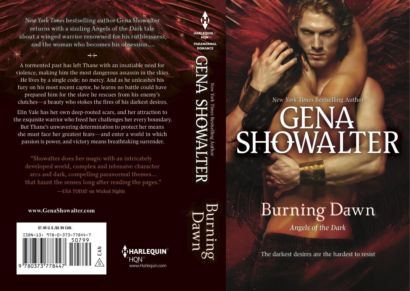 Full cover for BURNING DAWN!
