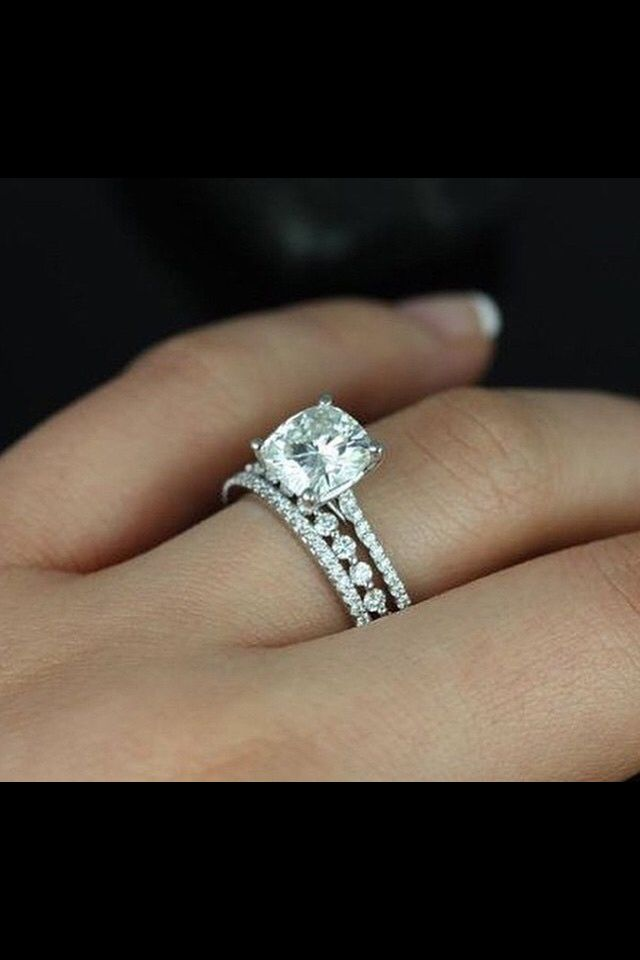 Beautiful Wedding Ring Trio Wedding Sets Wedding Rings