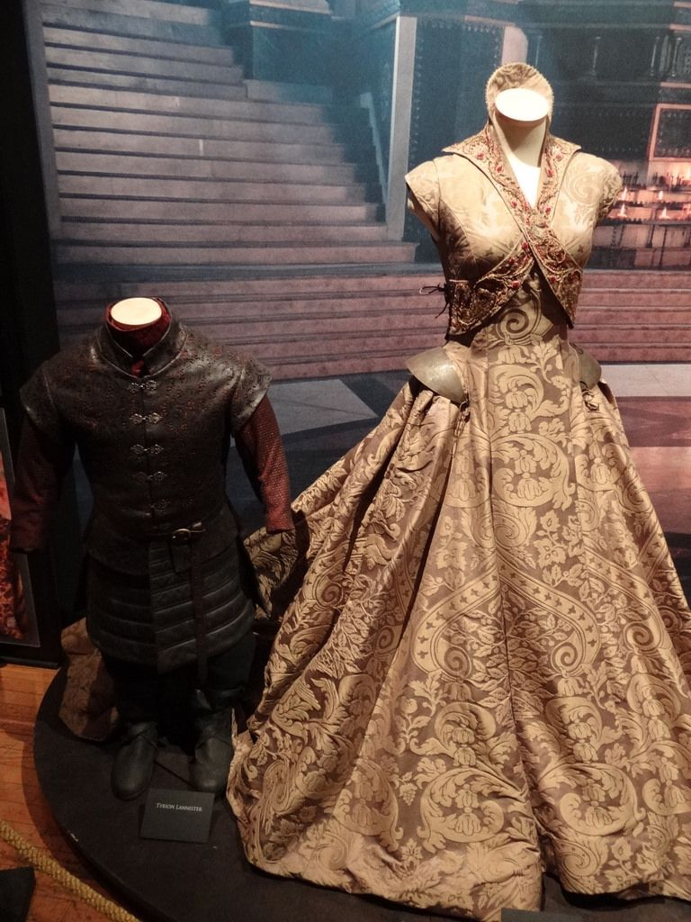 Sansa And Tyrion Wedding Outfits