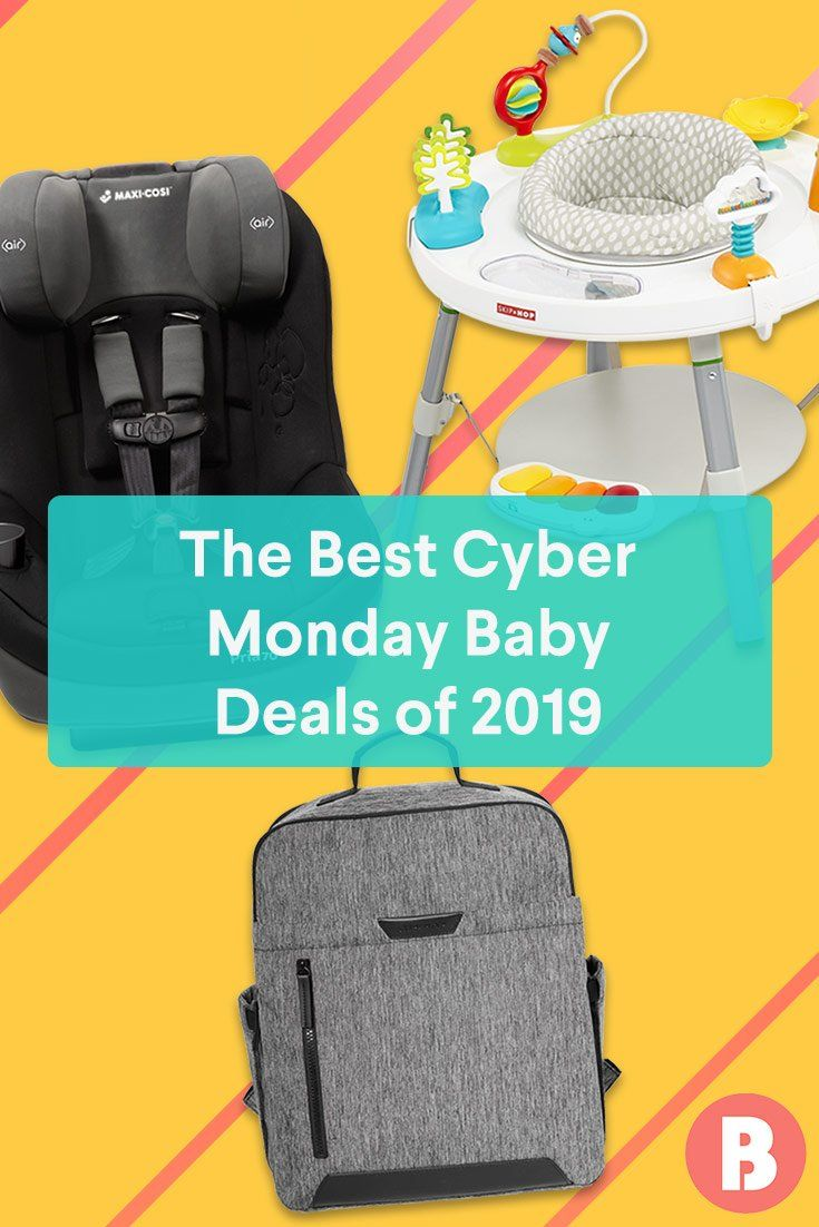 The Best Cyber Monday Baby Deals of 2019 Cyber monday