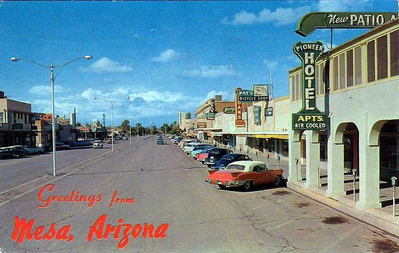 Motels In Mesa Az