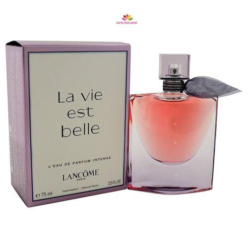 عطر زنانه لوی اس بل اینتنس برند لانکوم Lancome La Vie Est Belle Eau De Parfum Intense Eau De Parfum Woody Perfume Lancome