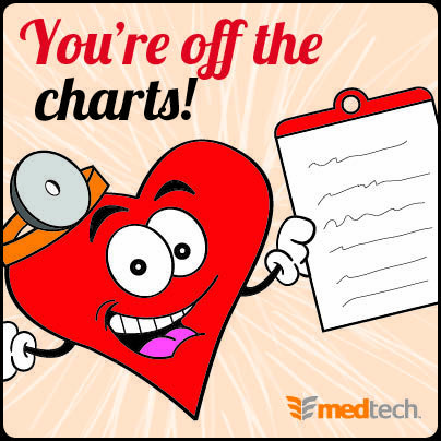 Healthcare Valentineu0027s Day 2014 Card Collection #medical #charts - medical charts