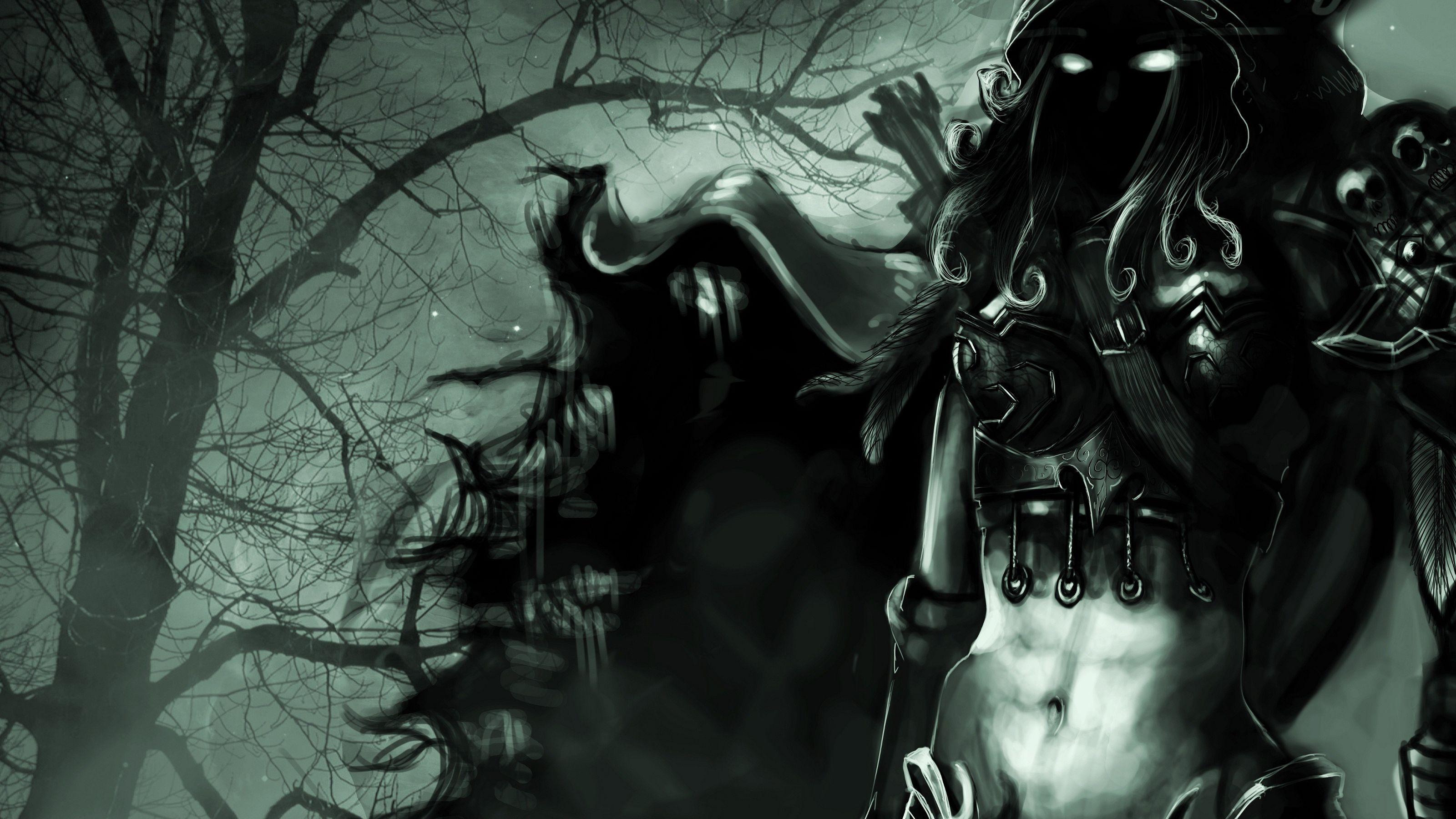 Fantasy - Warrior  Wallpaper