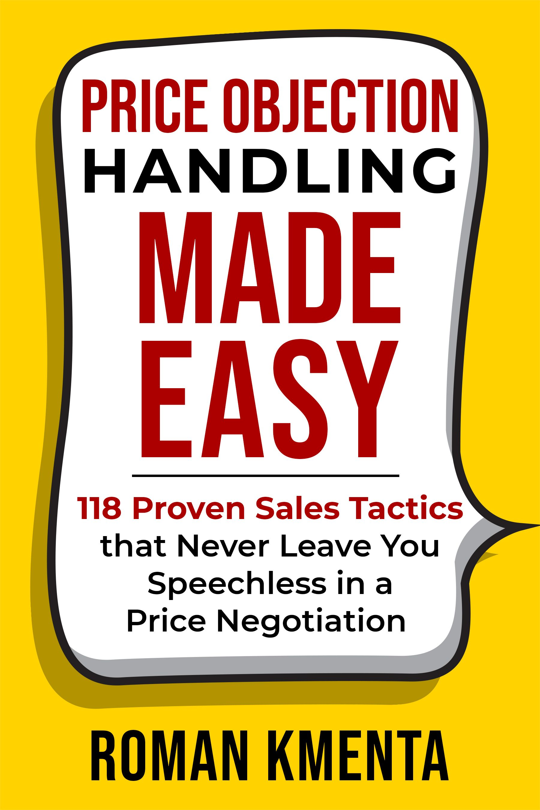 118 Proven Sales Tactics That Never Leave You Speechless In A