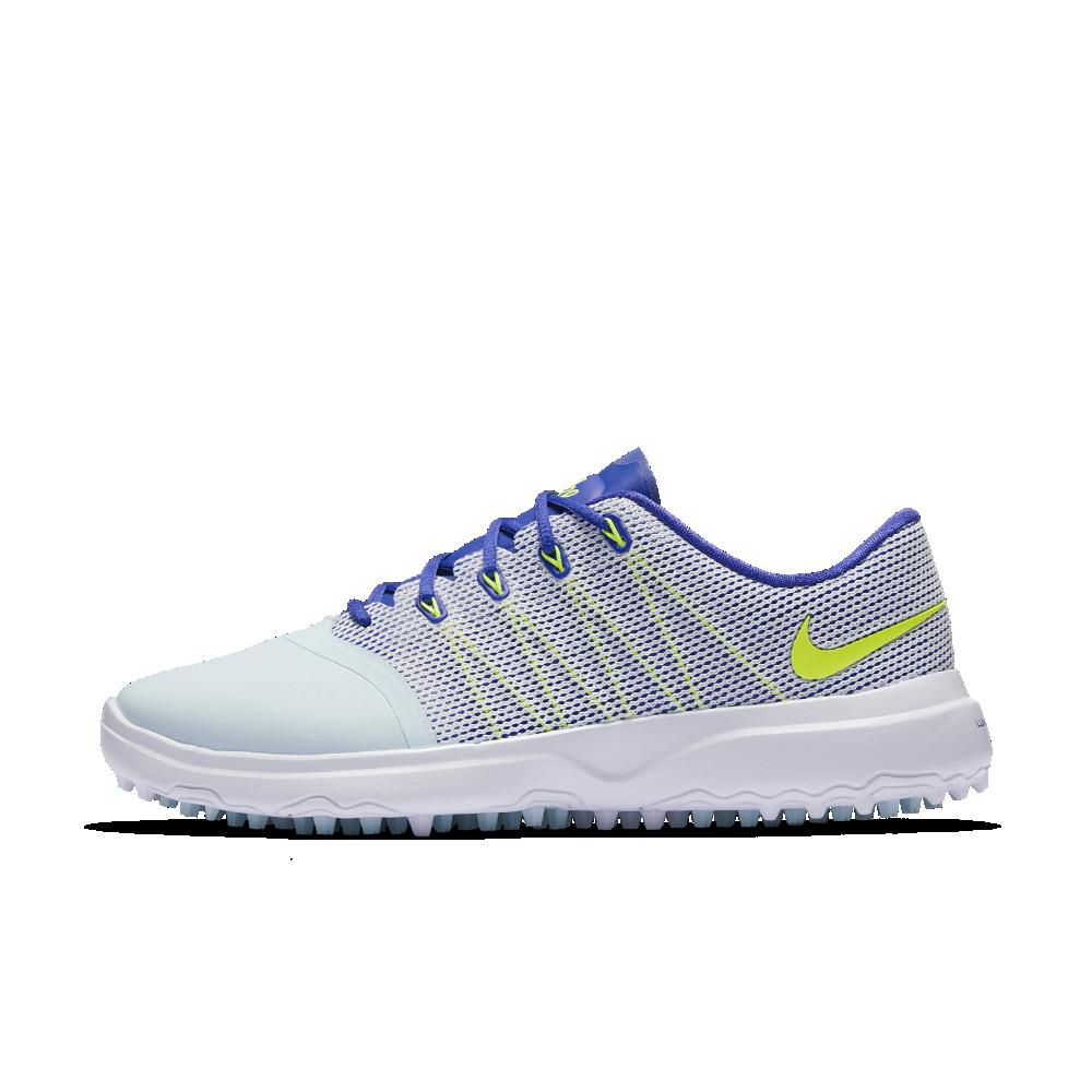 wholesale dealer ff04b 6ab43 Nike Lunar Empress 2 Womens Golf Shoe Size 5.5 (Blue) - Clearance Sale