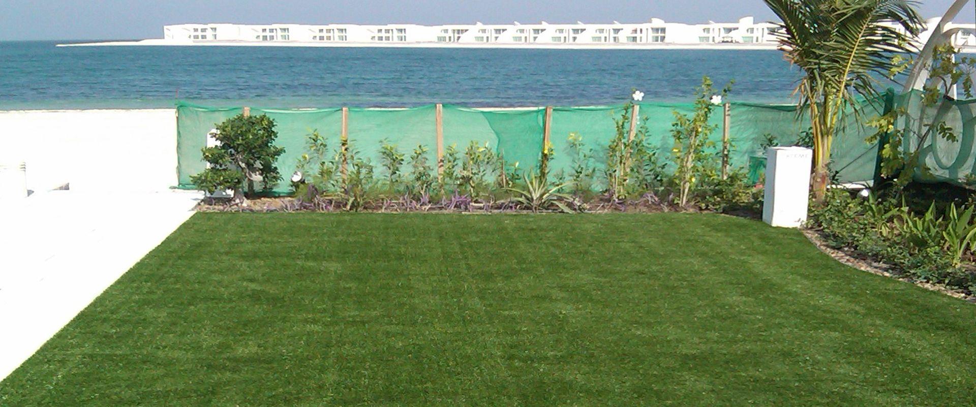 Green Vision Green Garden Landscape