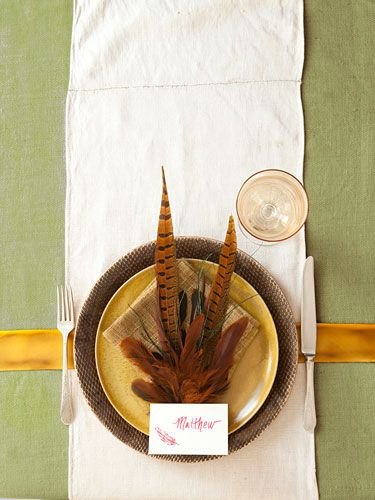 11 Creative Thanksgiving Table Setting Ideas & 11 Creative Thanksgiving Table Setting Ideas | Thanksgiving table ...