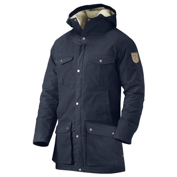 discount sale classic styles sleek Fjällräven - Greenland Winter Parka - Winterjacke - Deep ...