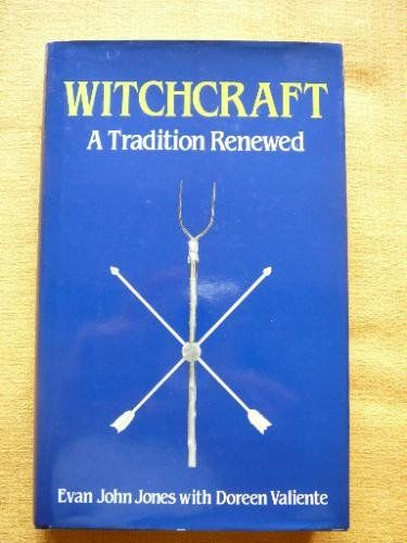 witchcraft a tradition renewed