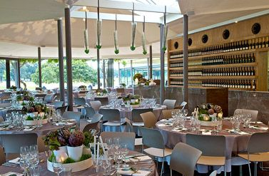The First Event We Styled At Centennial Parklands Dining When It Launched In October 2010