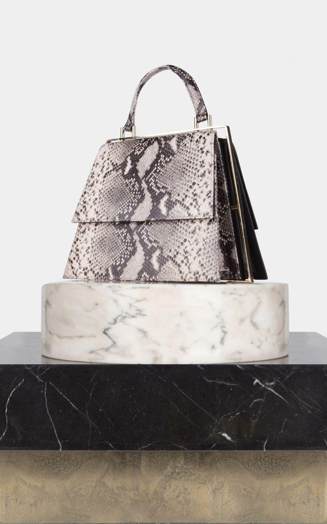 Frame Bag Medium - St. Studio - €400,-