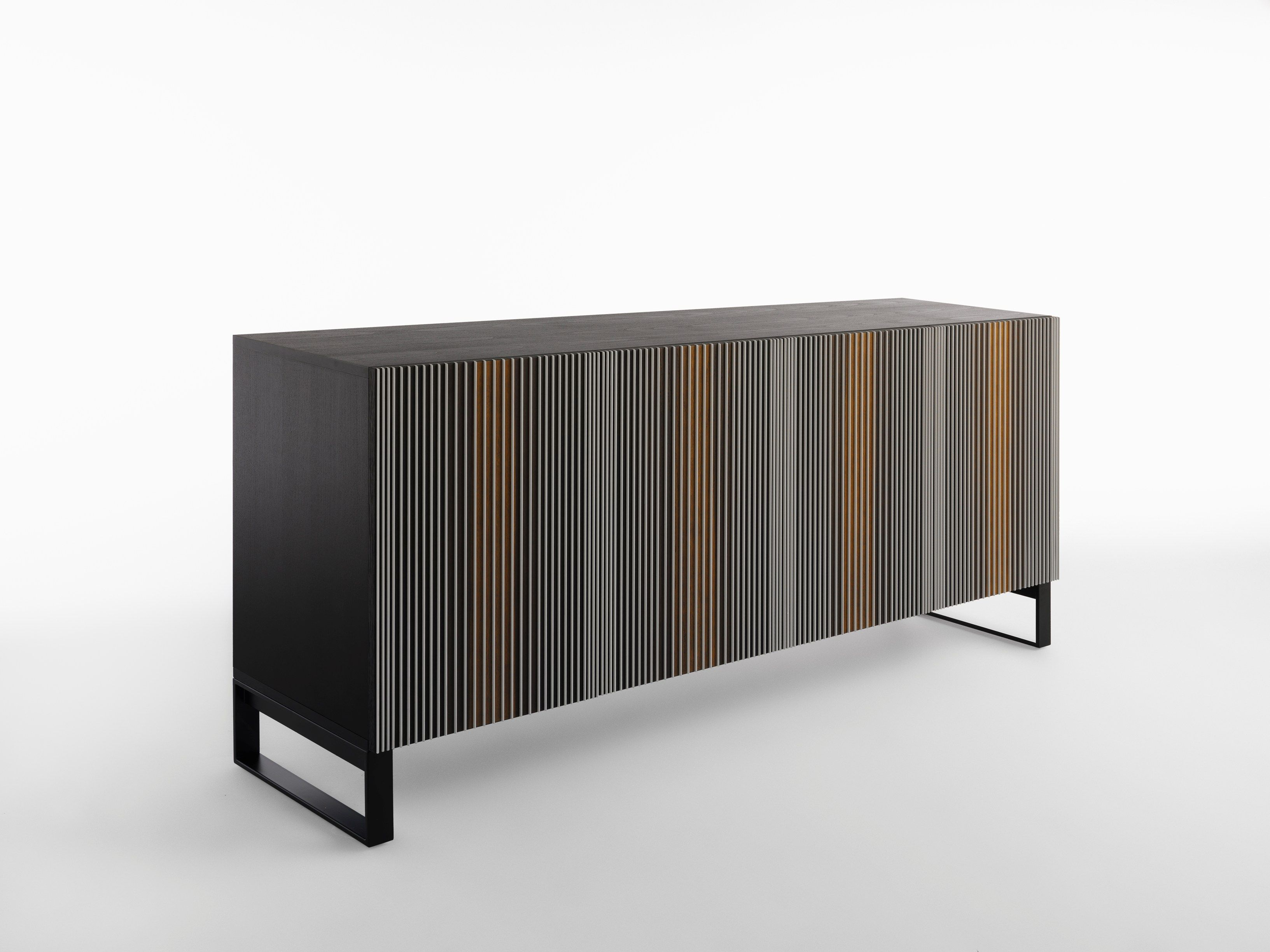 Lacquered Sideboard Carlos By Casamania Horm Lacquered