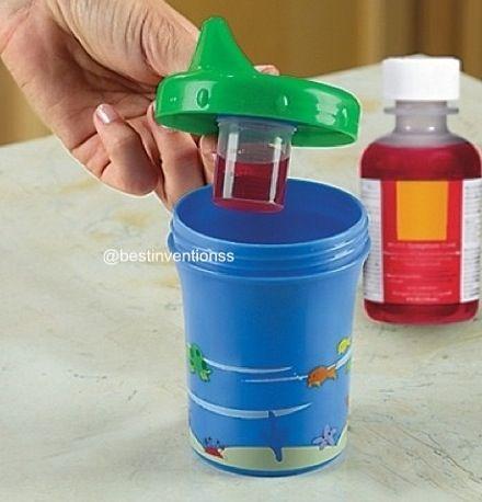Sneak medicine into your kids drinks