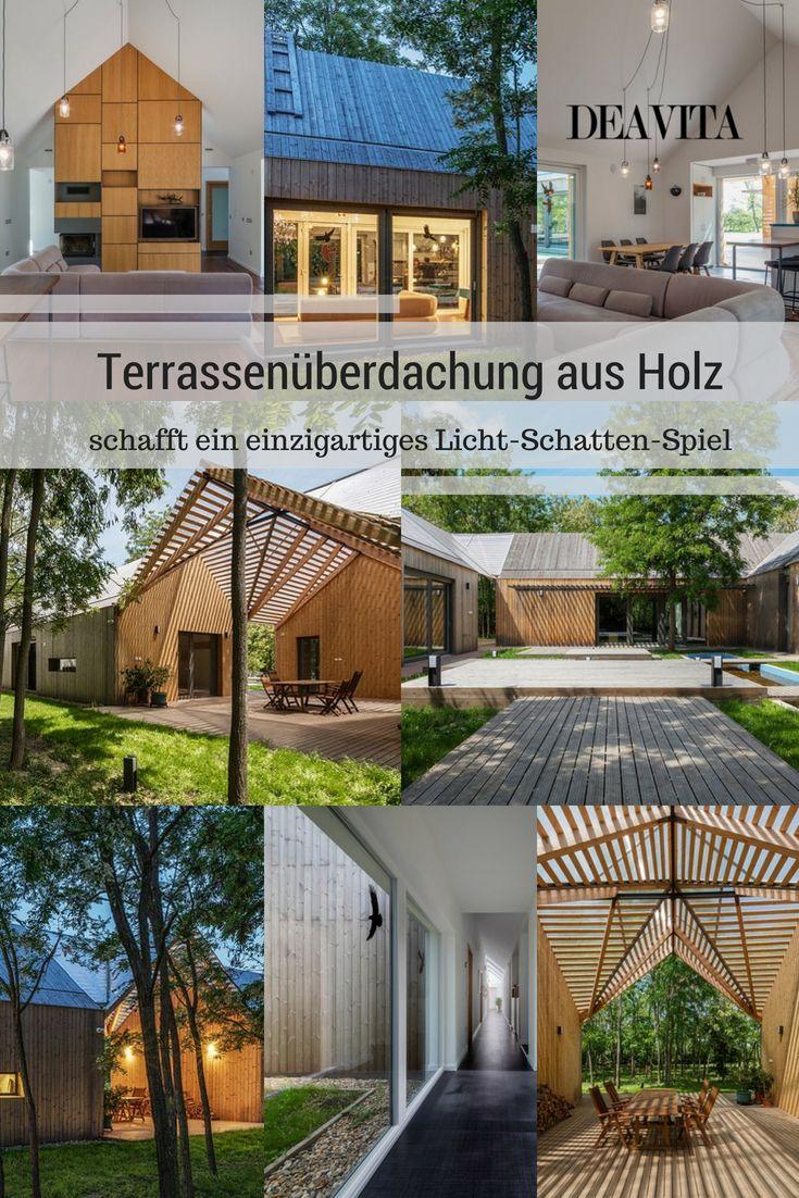 Ein besonderes Highlight beim #Design dieses Bauernhauses ist die ...