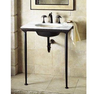 This May Be It Ada Sink Legs Console Sink Iron Console Table Black Console Table