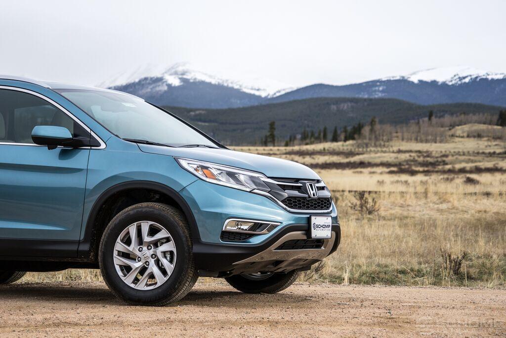 Honda In Colorado Honda CRV Blue 2015 CRV Honda in
