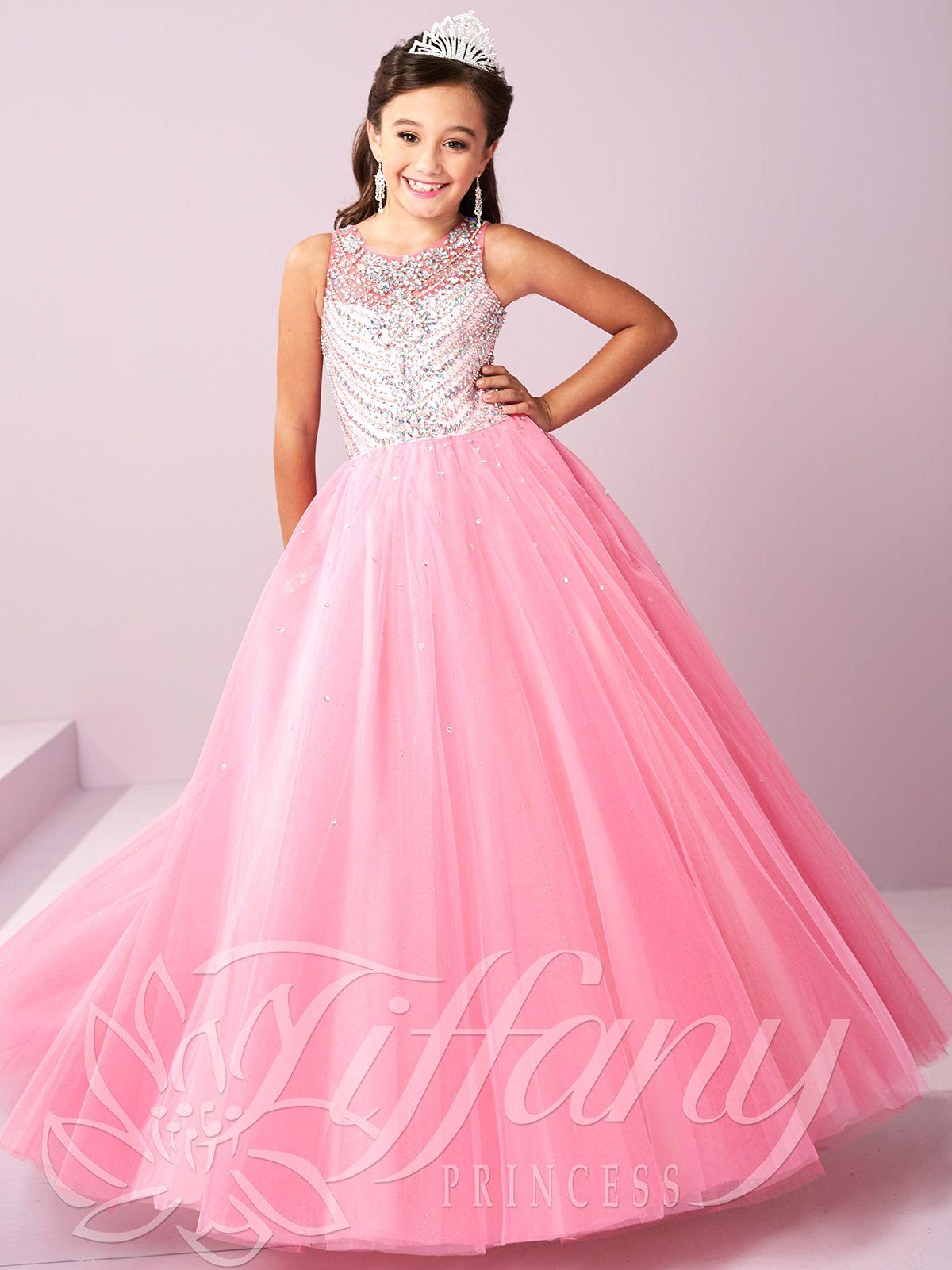 tiffany-princess-13484-illusion-neckline-pageant-gown-18.jpg (1200 ...