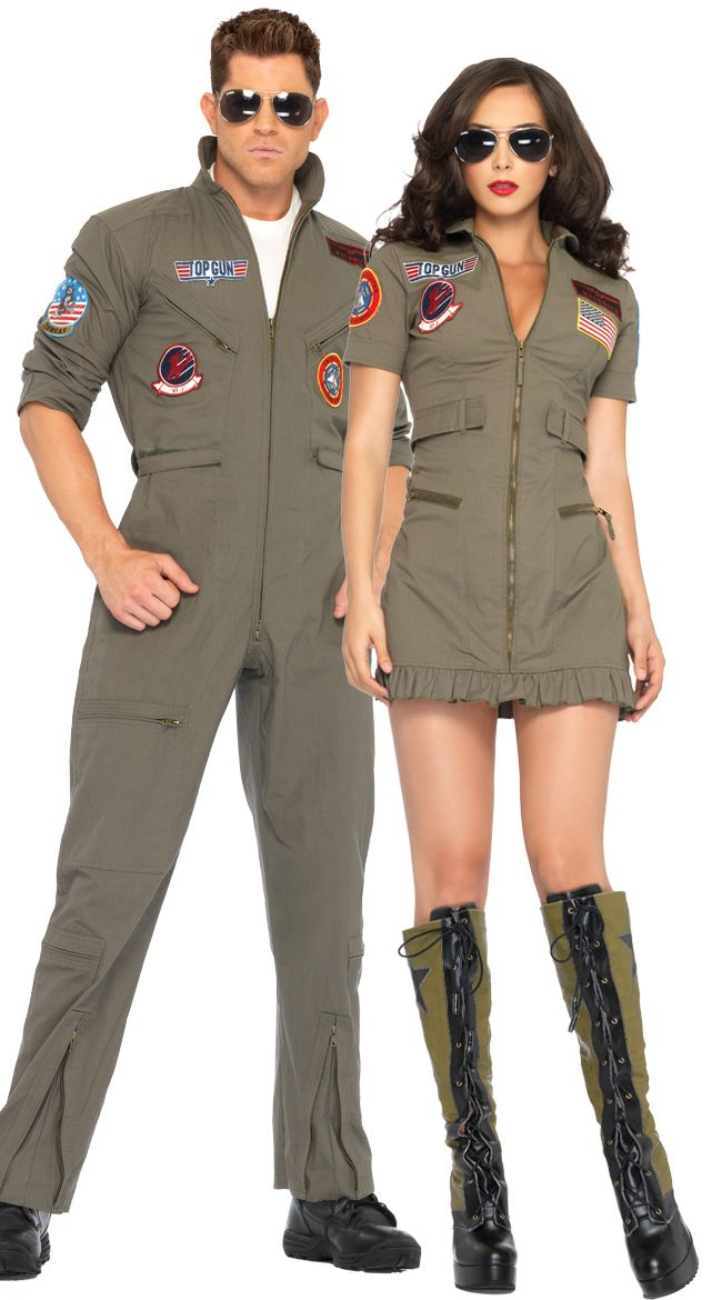 Womens Top Gun Costume 38db2cfdf