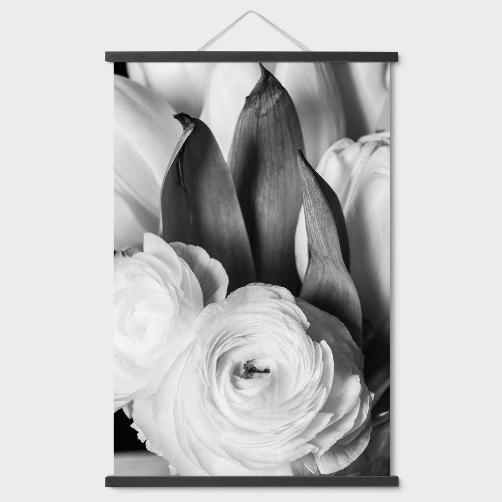 12 X 16 Large Hanging Bar Single Picture Frame Black Project 62 Hanging Bar White Picture Frames Image Frame