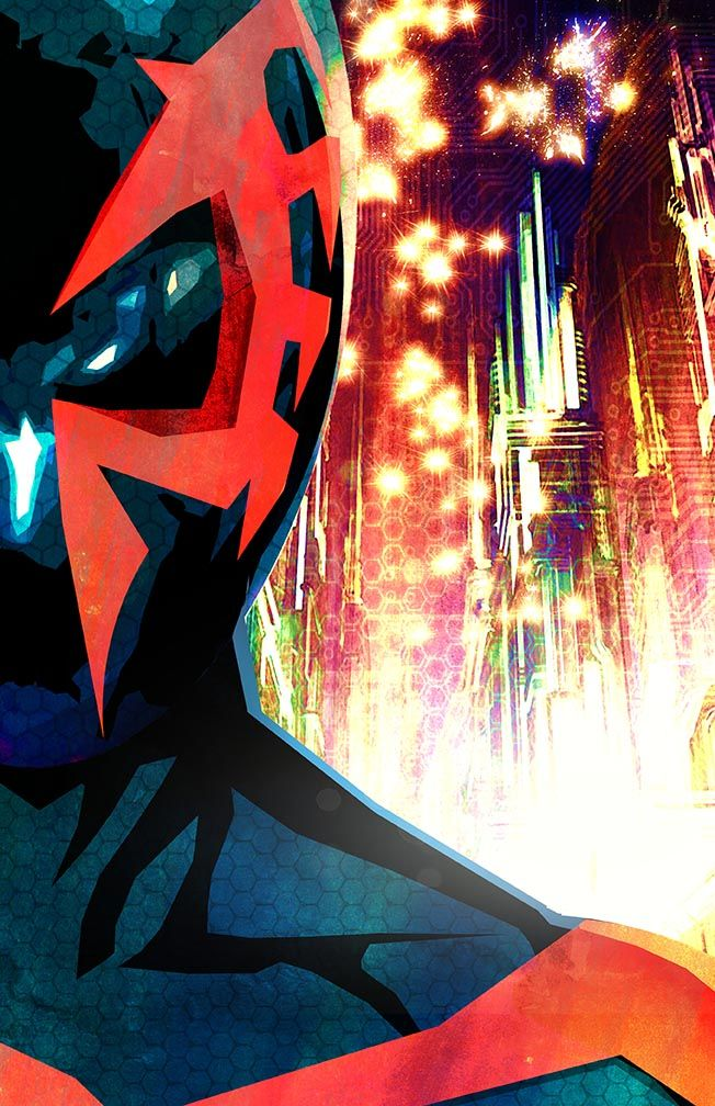 Spider-Man 2099 by Sean Anderson   Spiderman, Marvel ...