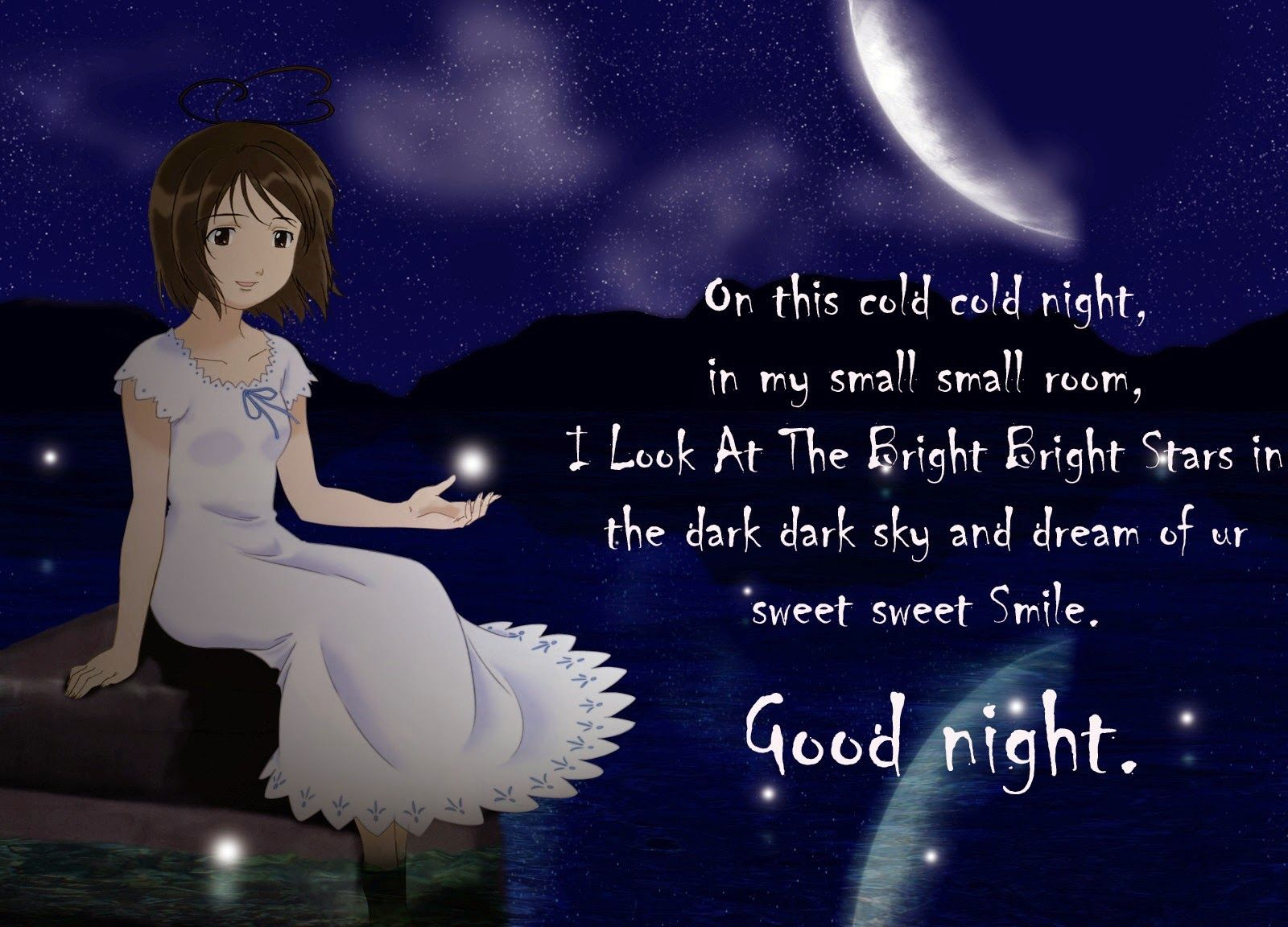 Heart Touching Good Night Quotes Romantic Good Night Good Night Quotes Good Night Messages