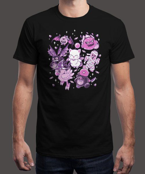 """""""Trick or treat"""" is today's £9/€11/$12 tee for 24 hours only on Pin this… 