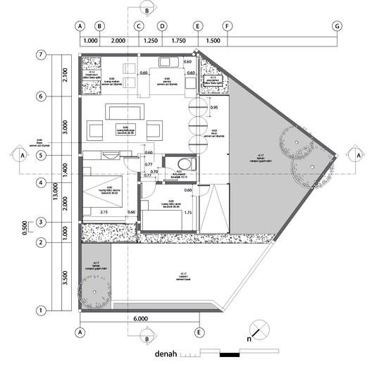 Gallery Of Sandar House Atelier Riri 16 Site Plan House Plans Architecture Photography