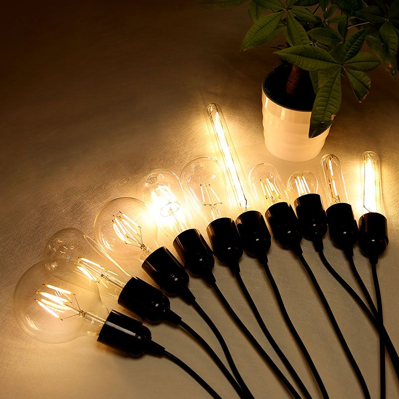 Newest Edison LED Light Bulbs Christmas Lights 2W 4W 6W 8W LED Lamp  Bulbs110V 220V Home Lighting Ultra Bright LED Filament Bulbs - Newest Edison LED Light Bulbs Christmas Lights 2W 4W 6W 8W LED Lamp