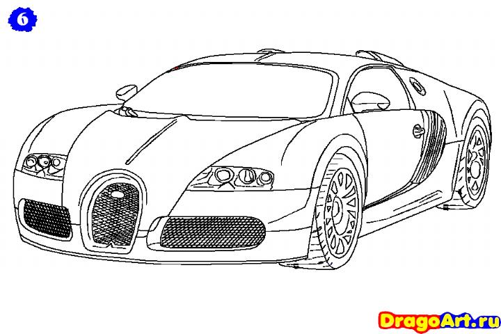 Bugatti Veyron Chiron