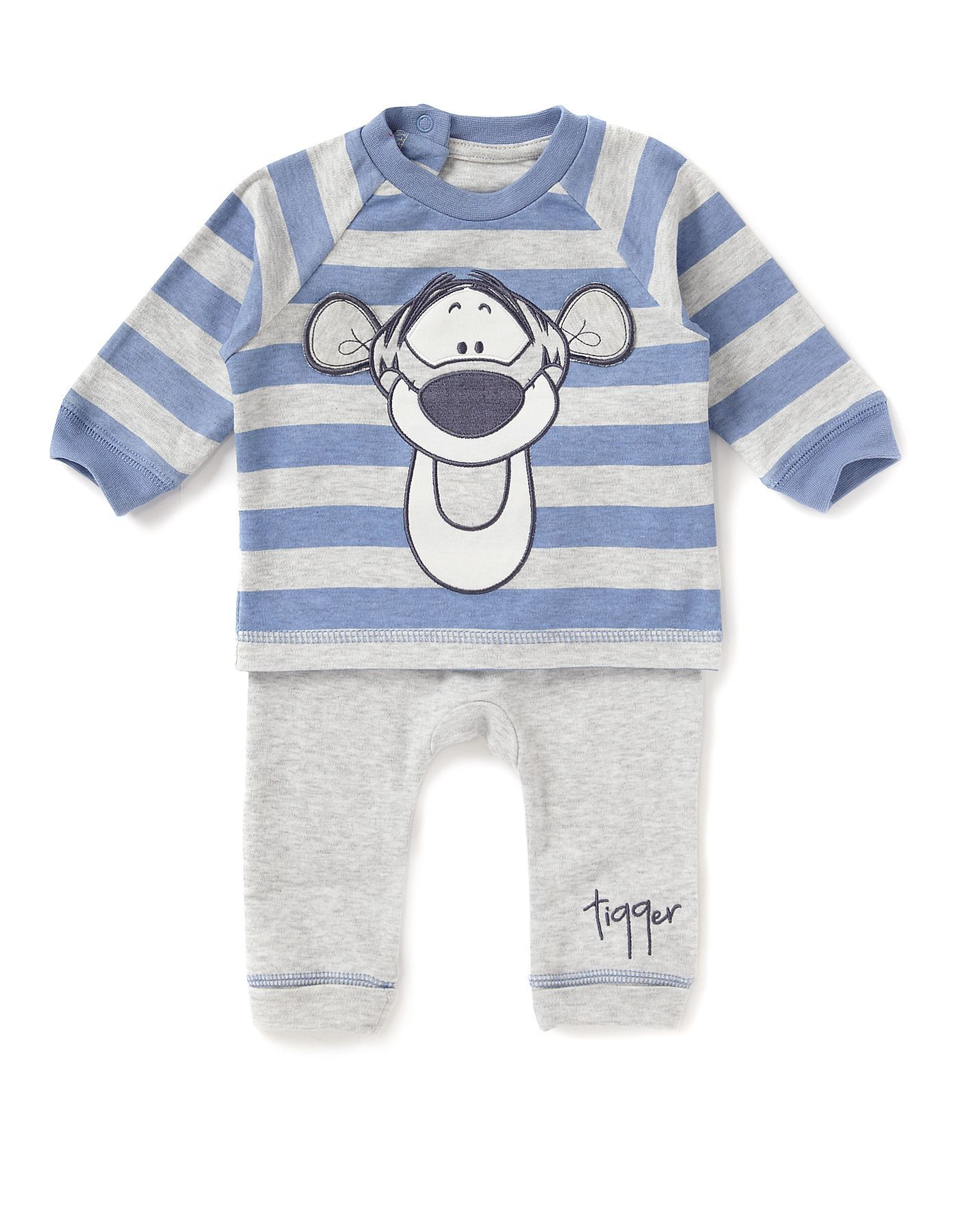Tigger Jersey Baby Outfit Baby George at ASDA