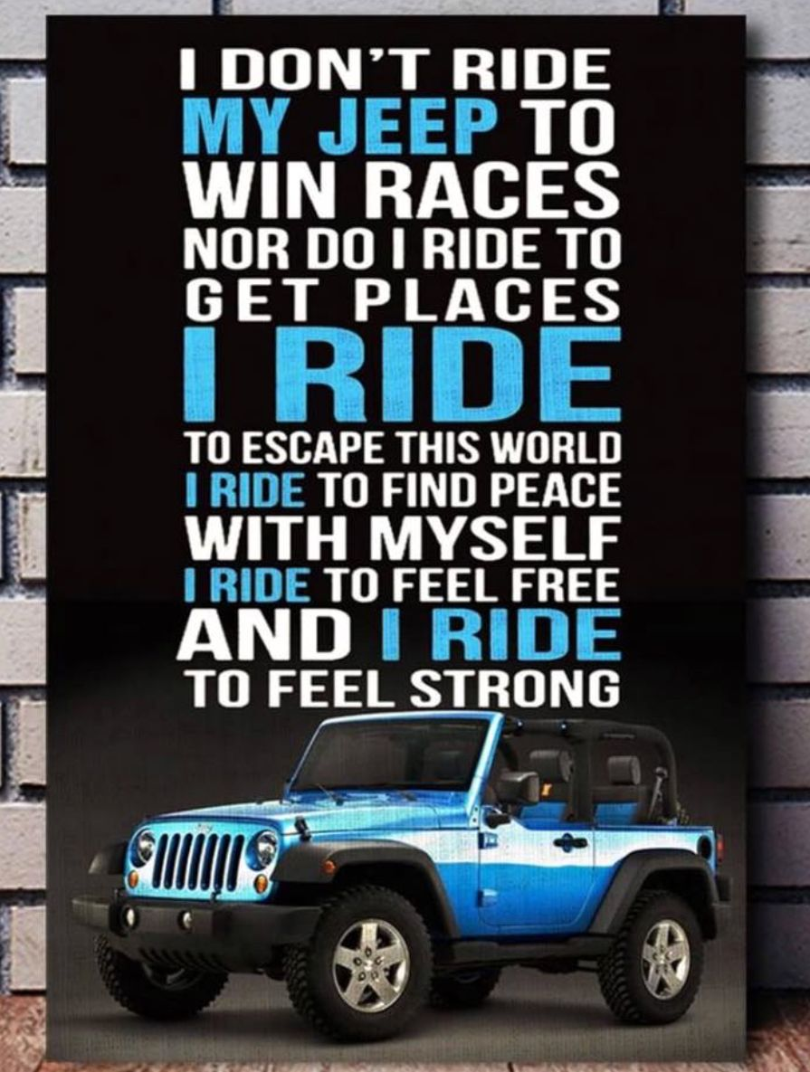 Pin By Joanne Rogers On It S A Jeep Thing Jeep Quotes Jeep Memes Jeep Scout