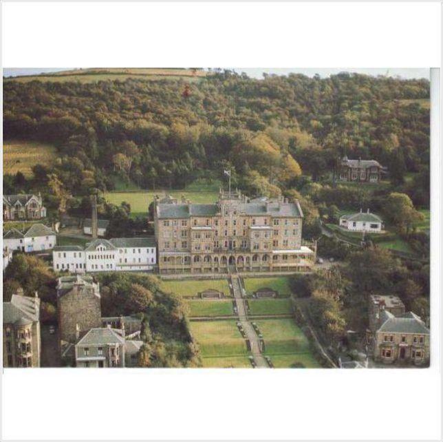 Postcard of Glenburn Hotel, Rothesay, Isle of Bute - Unused - Good Cond (281013 on eBid United Kingdom