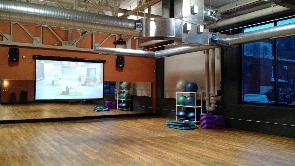 Fitness facilities training equipment pilates massage