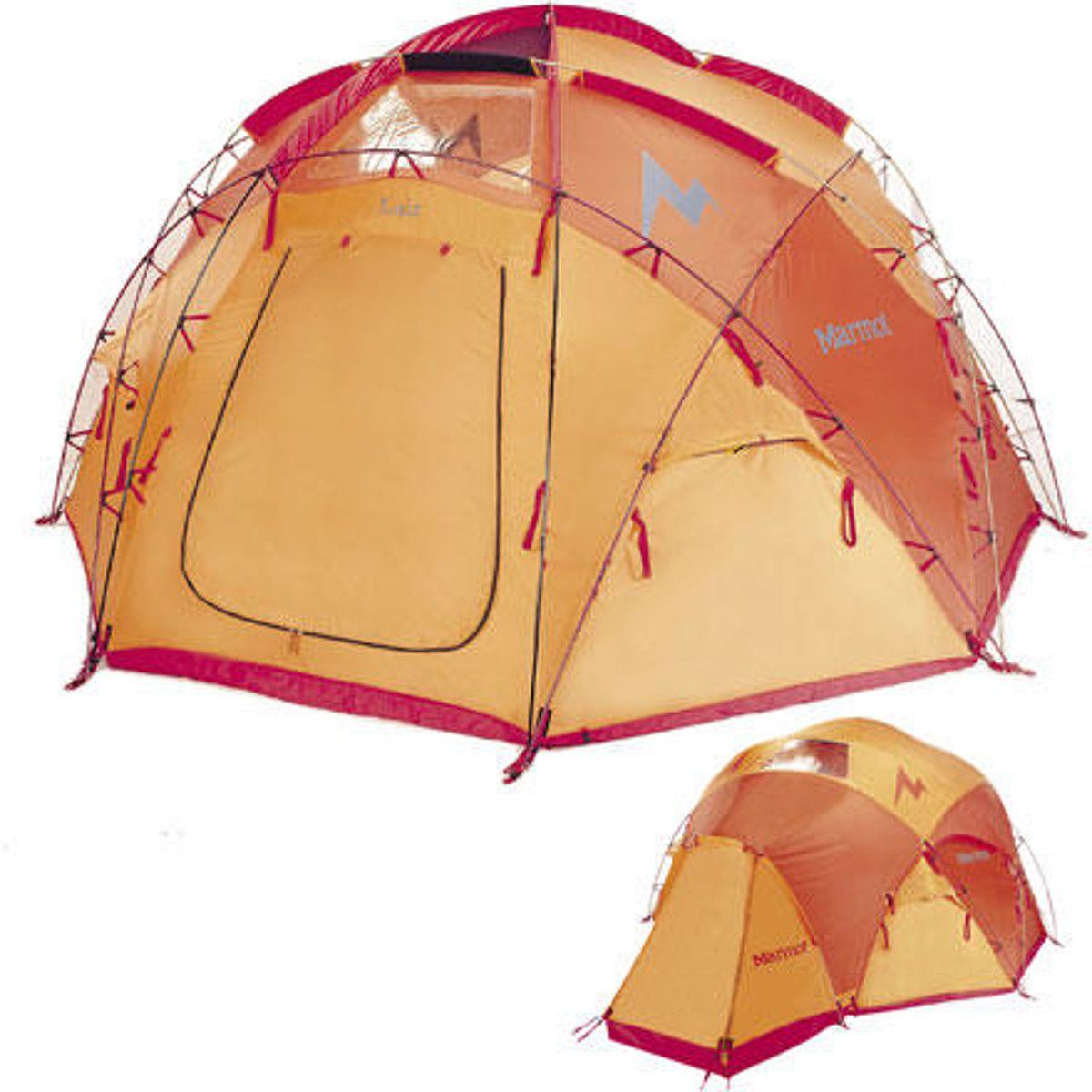 Marmot Lair 8 Tent: 8-Person 4-Season | 8 person tent ...