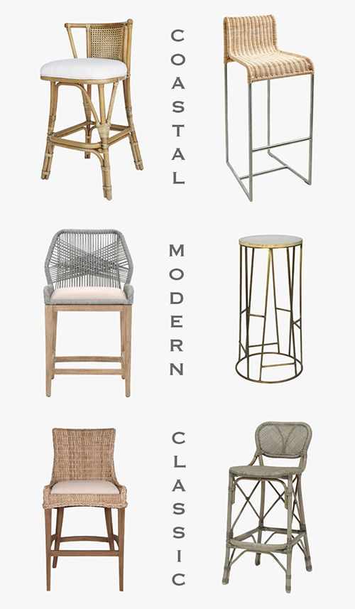 Bar Stools And Counter Stools For Every Style From Dear Keaton