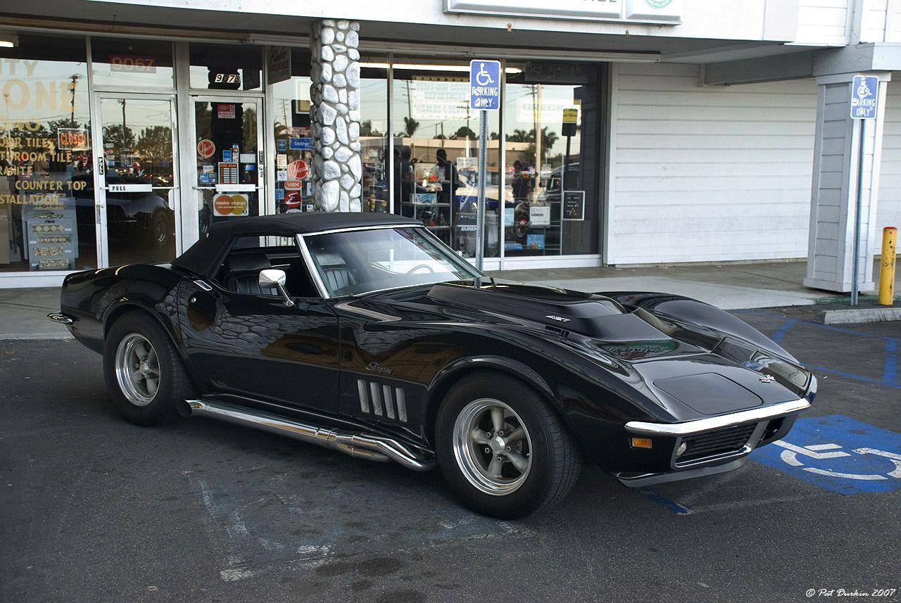 68 Corvette Stingray, Yes Please! | Old School | Pinterest ...