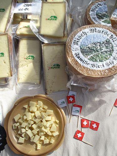 real swiss cheese!