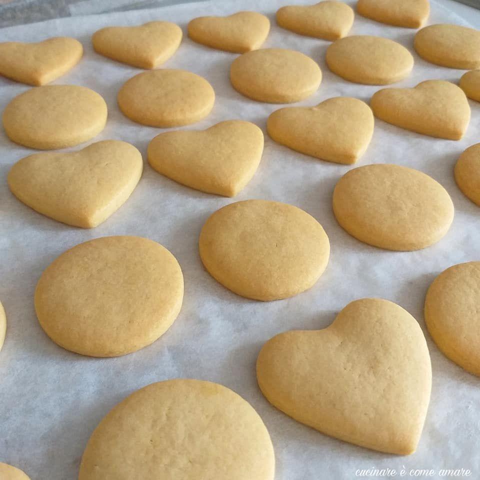 Ricetta Originale Dei Biscotti Al Burro.Pin Su Ricette