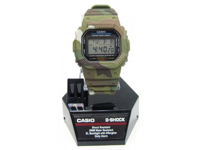 Dytac Water Transfer Casio G Shock 5600 Watch Multicam Tactical