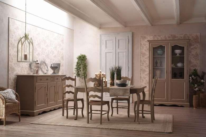Arredo cottage   Arredamento, Sala da pranzo mobili e ...